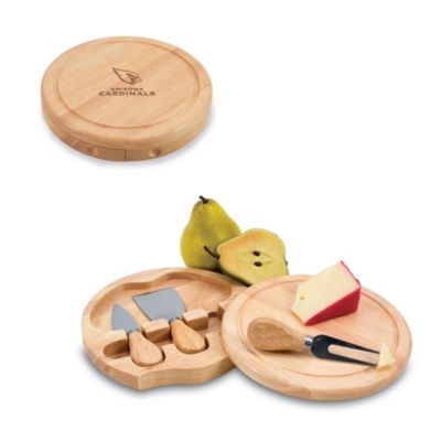 Picnic Time® Arizona Cardinals Brie Cheese Board Set