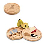 Picnic Time® Buffalo Bills Brie Cheese Board Set