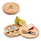 Picnic Time® Dallas Cowboys Brie Cheese Board Set