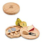 Picnic Time® Green Bay Packers Brie Cheese Board Set