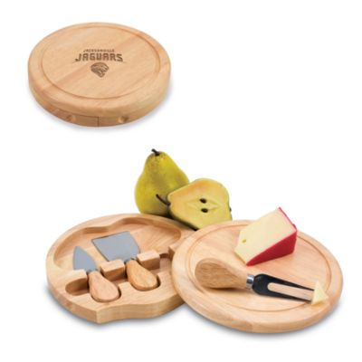 Picnic Time® Jacksonville Jaguars Brie Cheese Board Set