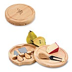 Picnic Time® Minnesota Vikings Brie Cheese Board Set
