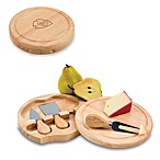 Picnic Time® Kansas City Chiefs Brie Cheese Board Set
