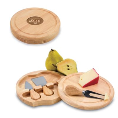 Picnic Time® New York Jets Brie Cheese Board Set