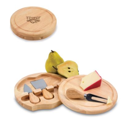 Picnic Time® Philadelphia Eagles Brie Cheese Board Set