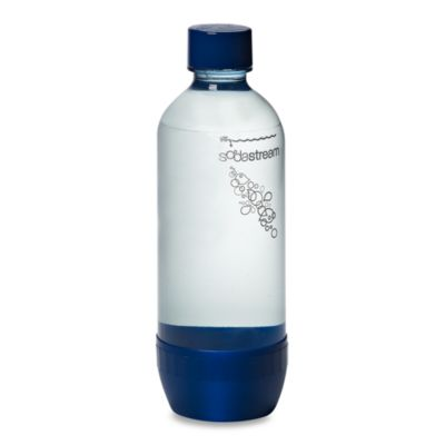 1-Liter PEN Blue Carbonating Bottle