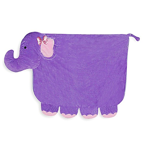 Bestever® Best Friend Blanket in Elephant