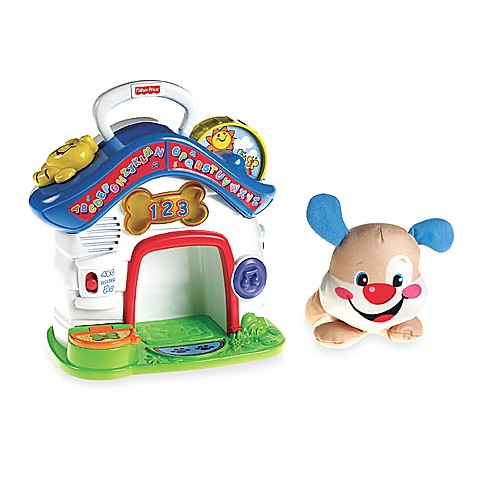 Fisher-Price® Laugh & Learn™ Puppy's Playhouse