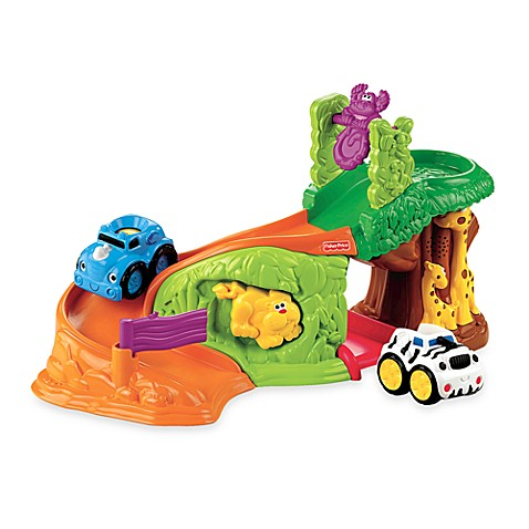 Fisher-Price® Lil' Zoomers™ Safari Sounds Jungle
