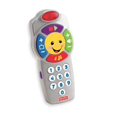 Fisher-Price® Laugh & Learn™ Click N' Learn Remote - from Fisher Price