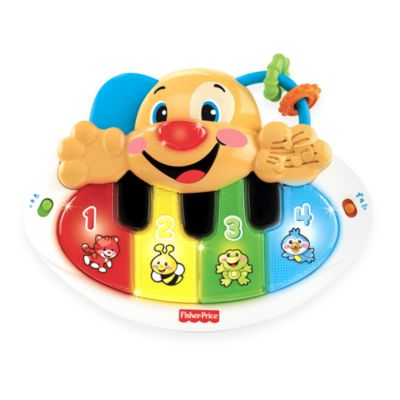 Fisher-Price® Laugh & Learn™ Puppy's Piano - from Fisher Price