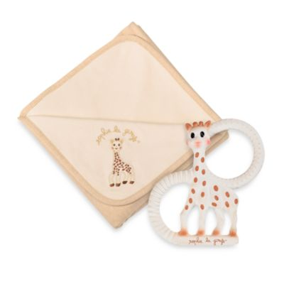 Vulli® So-Foot Pure Sophie the Giraffe Birth Set