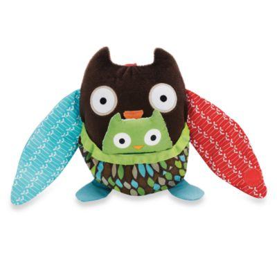 SKIP*HOP® Hug & Hide™ Owl Stroller Toy