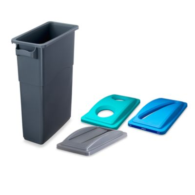 EcoSort™ Recycling Body 19 Gallon Waste Container