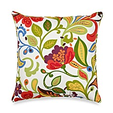 17-Inch Square Throw Pillow in Wildwood