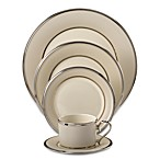 Lenox® Ivory Frost™ 6 1/4-Inch Bread and Butter Plate