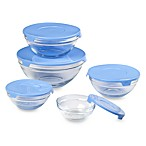 10-Piece Prep Bowl Set