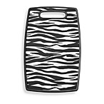 Zebra Pattern Cutting Board