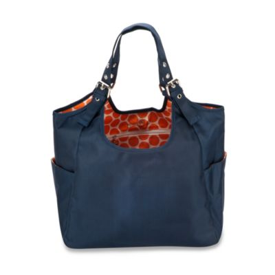 JP Lizzy Navy Mandar in Satchel