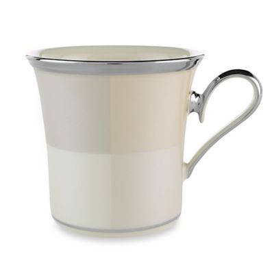 Lenox® Ivory Frost™ Accent Mug