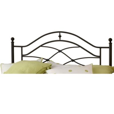 Tipton King Headboard With Rails