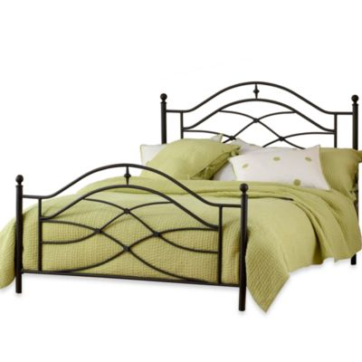 Hillsdale Tipton Full Bed Set With Rails