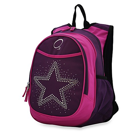 O3 Kids All-in-One Backpack with Cooler in Rhinestone Star