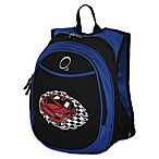 O3 Kids All-In-One Backpack with Cooler - Racecar