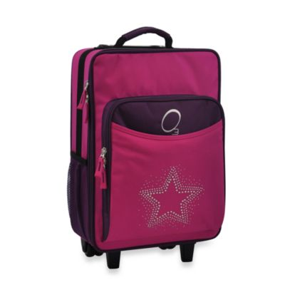 O3 Kids Luggage with Integrated Cooler in Star