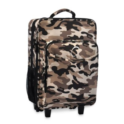O3 Kids Luggage With Integrated Cooler - Camouflage