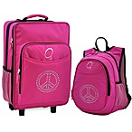 O3 Kids Backpack and Luggage Set in Peace