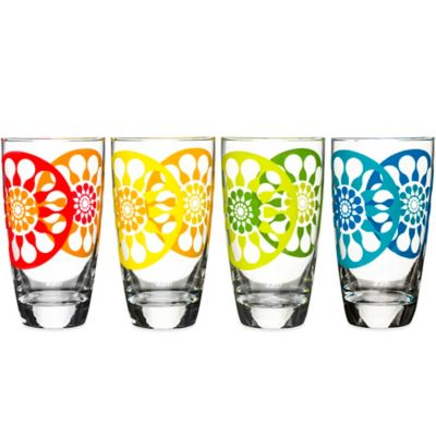 Sagaform® Juicy Drink Glasses (Set of 4)