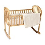 TL Care Organic Cotton Velour Porta-Crib Bumper