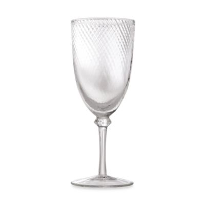 Echo Design™ Optic Swirl 12-Ounce Wine Glasses (Set of 4)