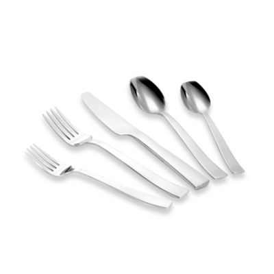 Gourmet Settings Cami 20-Piece Flatware Set