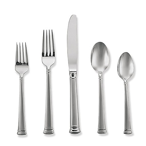 Lenox® Eternal Frosted 5-Piece Place Setting