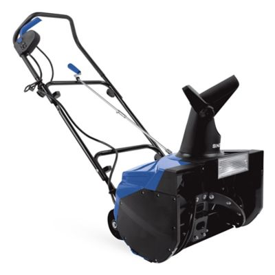 Snow Joe Ultra Electric Snow Thrower With Light