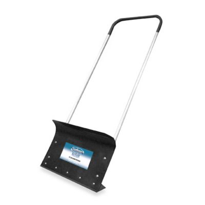 Snow Joe Manplow SJMPM22 22-Inch Snow Pusher