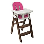 OXO Tot® Sprout High Chair in Pink/Walnut