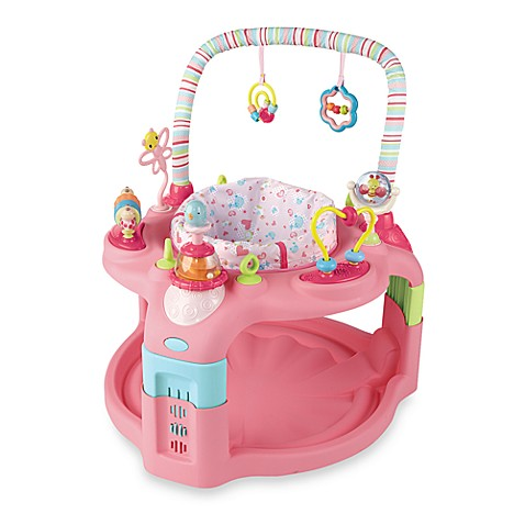 Bright Starts™ Pretty in Pink™ Entertainer and Grow Saucer™