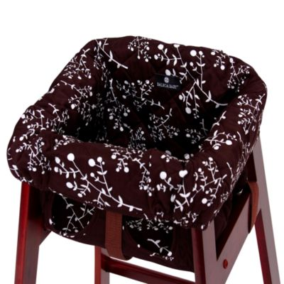 High Chairs > Balboa Baby® High Chair Cover in Brown Berry