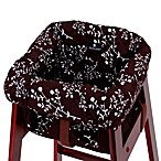 Balboa Baby® High Chair Cover in Brown Berry