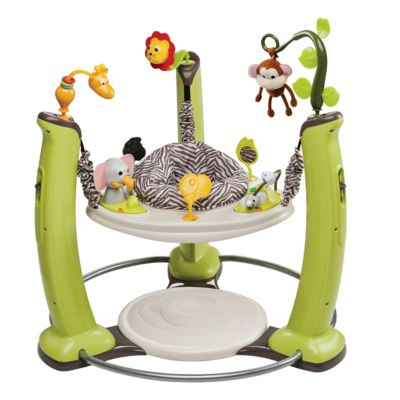 Activity > ExerSaucer® by Evenflo® Jump and Learn in Jungle Quest