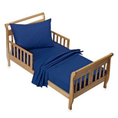 Blue Toddler Sheets