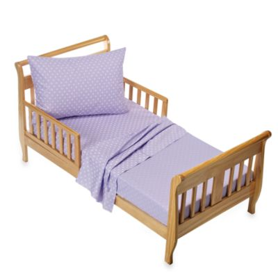 Lavender Bedding for Toddler Beds