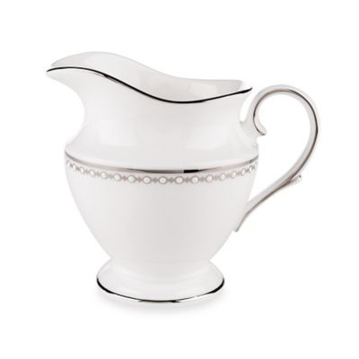 Dishwasher Safe Pearl Creamer