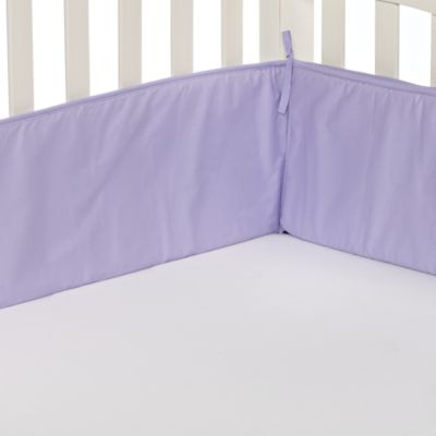 TL Care® Crib Bumper in Lavender