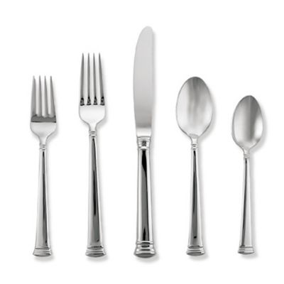 Lenox® Eternal® 5-Piece Place Setting in Platinum
