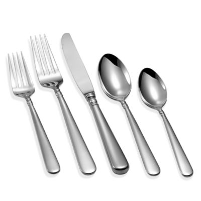 Pearls 5-Piece Flatware Set
