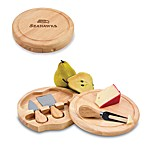 Picnic Time® Seattle Seahawks Brie Cheese Board Set